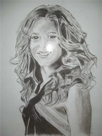 Shakira por Ronja